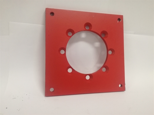 Flange for 090 Gear/150mm kanal